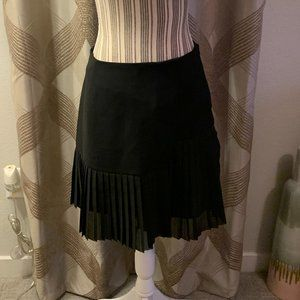 Dalia High Rise Pleated Skirt